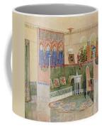 Boudoir, From A Villa In Helsinki Coffee Mug