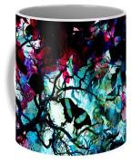 Bougainvillea Moon Coffee Mug