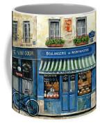 Boulangerie De Montmartre Coffee Mug