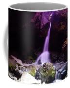 Boulder Cave Falls  Coffee Mug