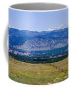 Boulder In The Summertime Coffee Mug