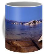 Boulders At The Coast, Lake Tahoe Coffee Mug