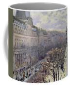 Boulevard Des Italiens Coffee Mug