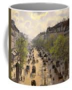 Boulevard Montmarte Coffee Mug