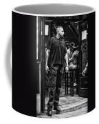 Bouncer Coffee Mug