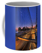 Bound For Greatness Coffee Mug by Evelina Kremsdorf