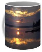 Boundary Waters Sunrise Coffee Mug