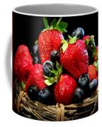Bountiful Basket Coffee Mug