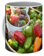 Bountiful Peppers Coffee Mug