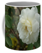 Bountiful White Rose... Coffee Mug