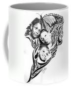 Bouquet Of Butterflies Coffee Mug