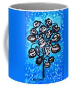 Bouquet Of White Poppies Coffee Mug