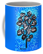 Bouquet Of White Poppies Coffee Mug