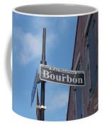 Bourbon Street Coffee Mug