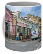 Bourbon Street - Let The Party Begin Coffee Mug
