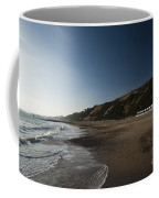 Bournemouth Beach Huts Coffee Mug