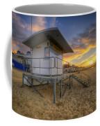 Bournemouth Beach Sunrise Coffee Mug