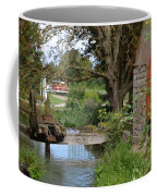 Bouy By Canal Coffee Mug