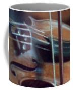 Bow And Strings Coffee Mug