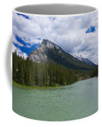 Bow River - Banff Coffee Mug