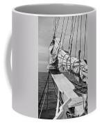 Bow Sprit In Bnw Coffee Mug