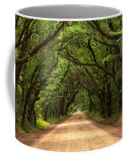 Bowing Oak Trees Coffee Mug