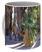 Bowing Palm Coffee Mug