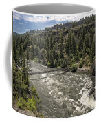 Bowl And Pitcher Area - Riverside State Park - Spokane Washington Coffee Mug