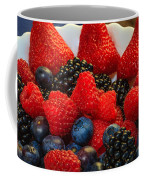 Bowl Of Fruit 2 Coffee Mug