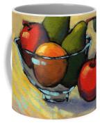 Bowl Of Fruit 5 Coffee Mug