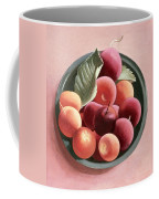 Bowl Of Fruit Coffee Mug by Tomar Levine