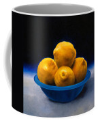 Bowl Of Lemons Coffee Mug