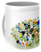 Bowl Of Marbles Coffee Mug
