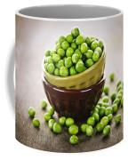 Bowl Of Peas Coffee Mug