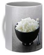 Bowl Of Rice With Chopsticks Coffee Mug