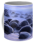 Bowling Ball Beach California Coffee Mug