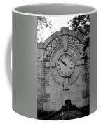 Bowling Green Time In Black And White Coffee Mug