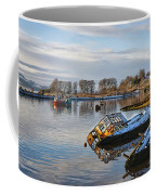 Bowling Harbour Panorama 01 Coffee Mug