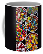 Bowls Of Buttons And Marbles Coffee Mug