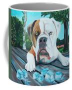 Bowser On Ice Coffee Mug