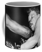Boxer Near His Limit Coffee Mug