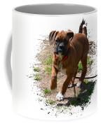 Boxer Puppy 14-1 Coffee Mug