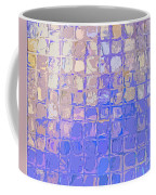 Boxes In Purple And Pink Coffee Mug