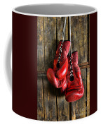 Boxing Gloves - Now Retired Coffee Mug