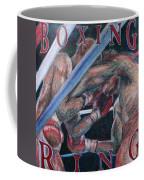 Boxing Ring Coffee Mug