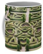 Boxwood Garden - Chateau Villandry Coffee Mug