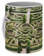 Boxwood Garden - Chateau Villandry Coffee Mug