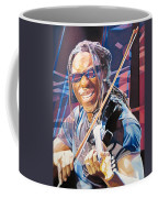 Boyd Tinsley And 2007 Lights Coffee Mug by Joshua Morton