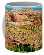 Boynton Overlook On Highway 12 In Grand Staircase-escalante National Monument-utah Coffee Mug