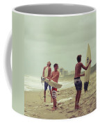 Boys Of Summer Coffee Mug by Laura Fasulo